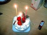 クリスマスケーキ プチ・フレーズ 4号